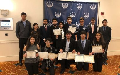 Headstart wins 10 diplomacy awards at Yale and UPENN Model UN Conferences 2018
